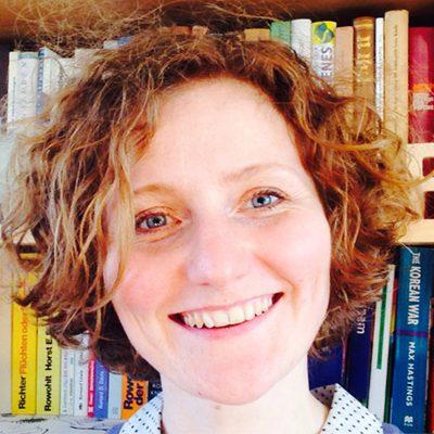 Magdalena Haener - Manchester Pride Road Architect