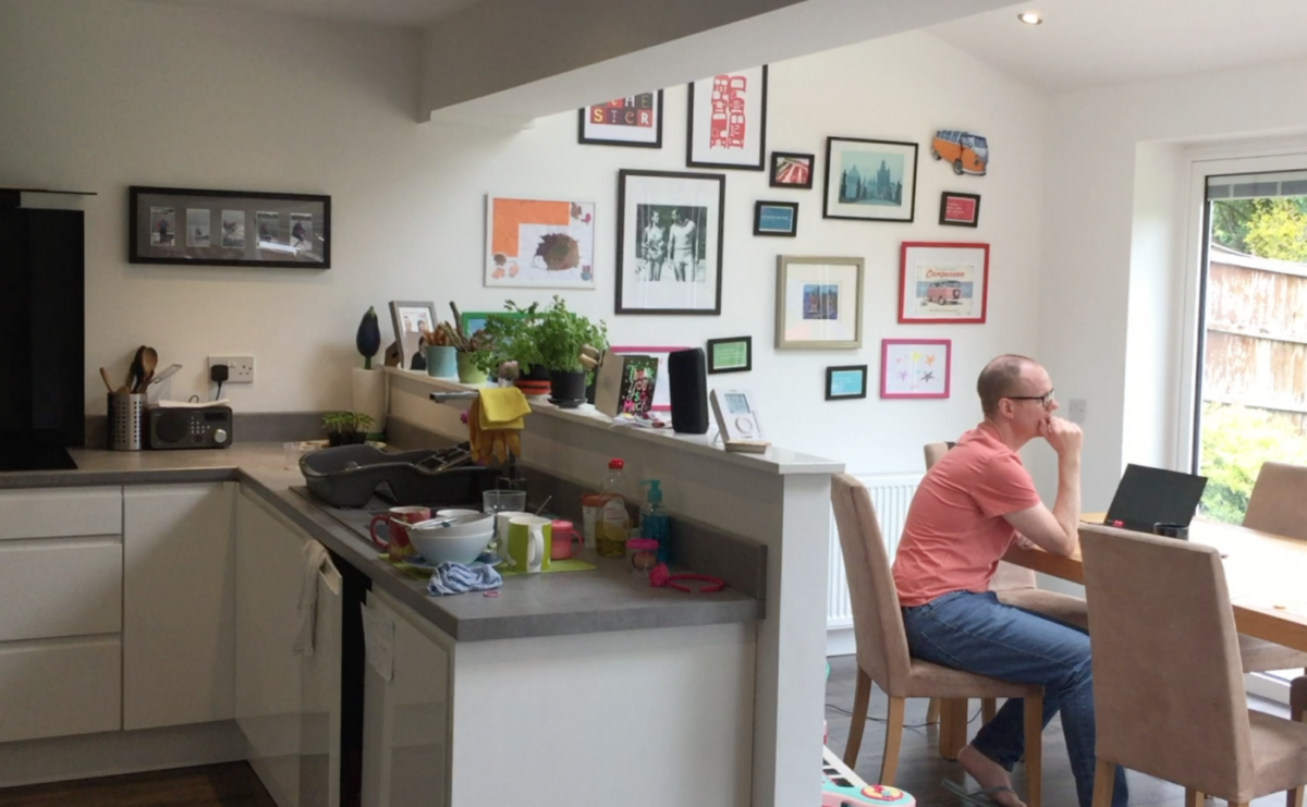 Timperley Architect Open Plan Kitchen Extension