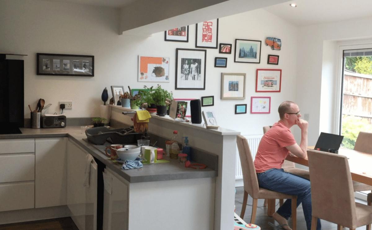Timperley Architect Open Plan Kitchen Extension Pride