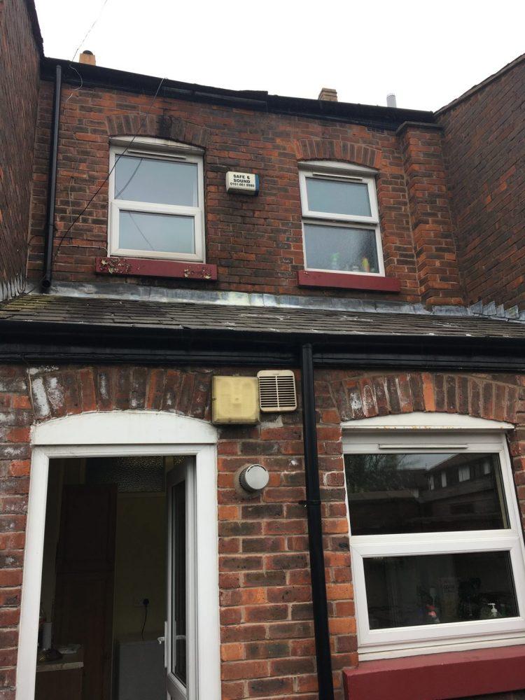 Home Extension Amp Kitchen Redesign Stretford Manchester